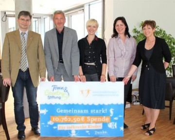 | Bildquelle: Stiftung Kinderhospiz Mitteldeutschland Nordhausen