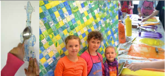 | Bildquelle: Kinder & JugendKunstSchule WAK