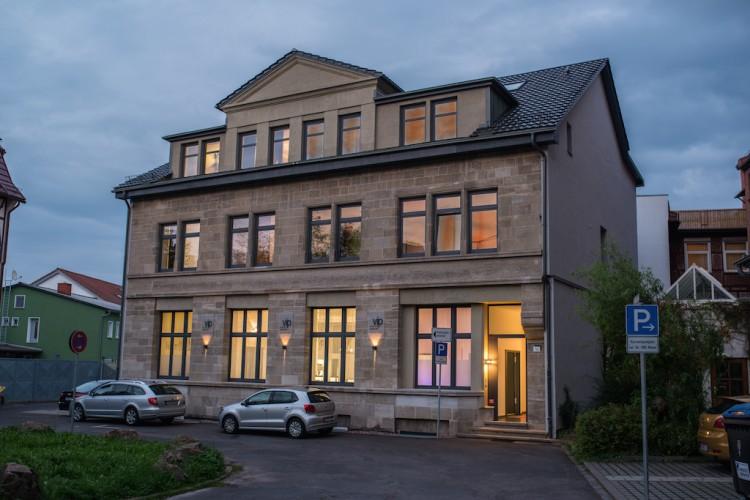 Das Stadthaus KLEIN VENEDIG