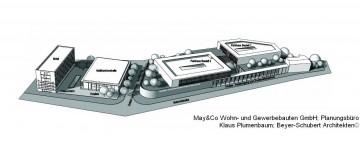   Bildquelle: ©May & Co Wohn- und Gewerbebauten GmbH; Planungsbüro Klaus Plumenbaum; Beyer-Schubert Architekten