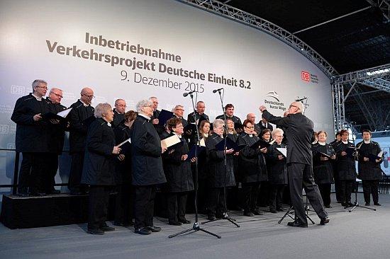 | Bildquelle: Friedrich-List-Chor: © Deutsche Bahn AG
