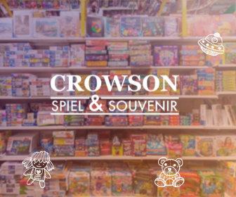 werbung crowson anzeige