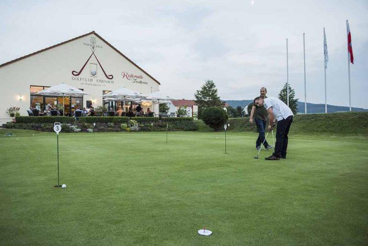 | Bildquelle: © Tobias Kromke • www.flashlight-tk.de / Golfclub Eisenach im Wartburgkreis e.V.
