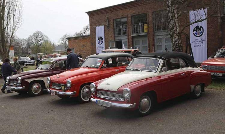   Bildquelle: © Rainer Salzmann, Eisenach / Stiftung Automobile Welt Eisenach
