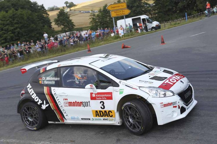 | Bildquelle: © RBHahn / ADAC Rallye Masters
