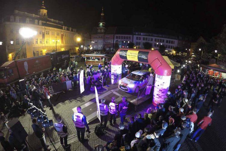 | Bildquelle: © Redaktionsbuero HAHN / ADAC Rallye Masters