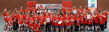 | Bildquelle: © Veranstaltungsgemeinschaft Sparkassen-Handballcup