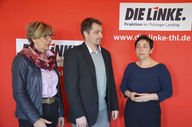 | Bildquelle: © Büro MdL Anja Müller/ DIE LINKE
