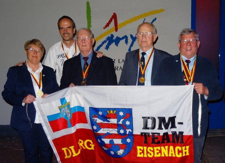 | Bildquelle: DLRG Ortsgruppe Eisenach e.V.