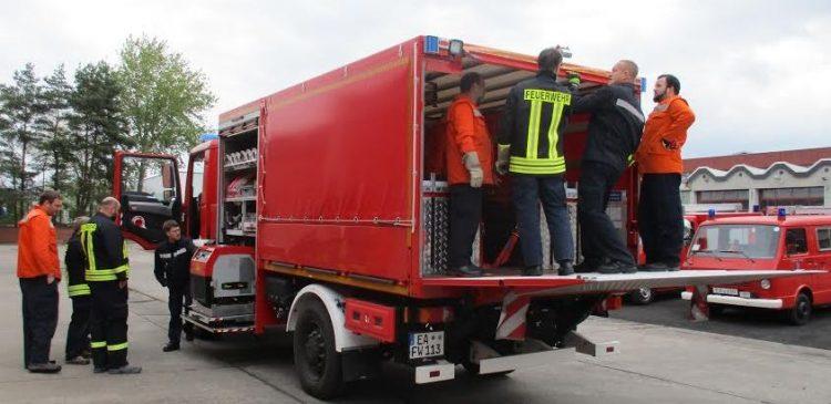 | Bildquelle: © Stadt Eisenach /  Freiwilligen Feuerwehren