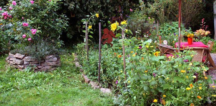 Garten der Familie Sobko | Bildquelle: © Susanne Sobko