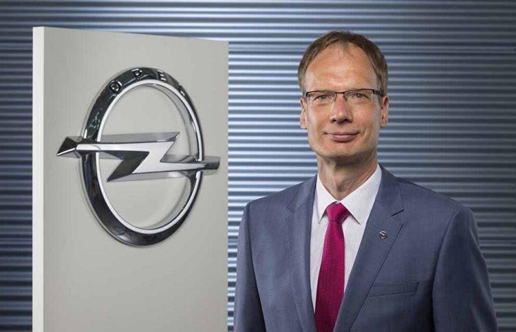 Michael Lohscheller   Bildquelle: © Adam Opel AG