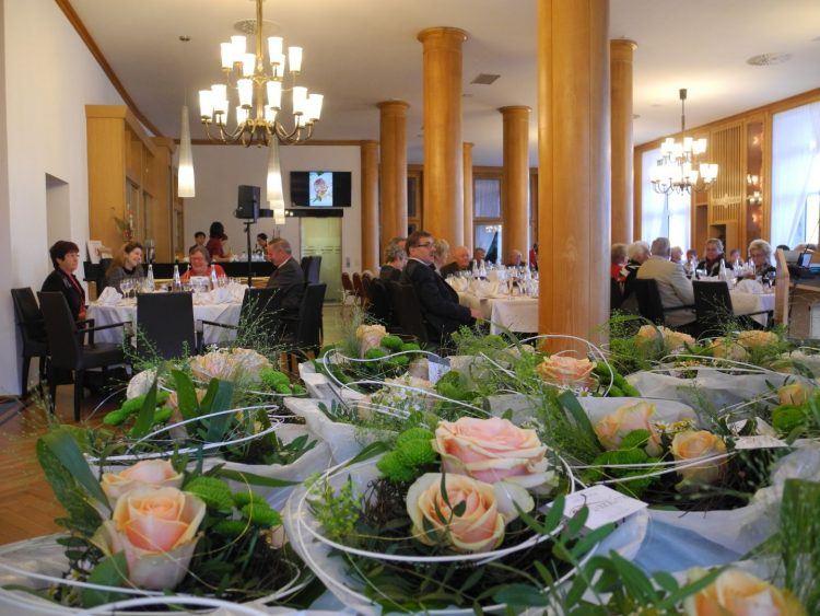 Ehrenamtsgala im Kurhaus am Burgsee | Bildquelle: S. Blume