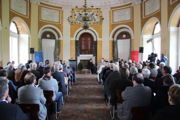 diesjährige Saisoneröffnung am 9.5.2017 im Telemannsaal in Wilhelmsthal | Bildquelle: Volker Weber