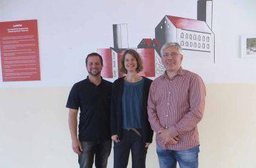Vertretungsberechtigter Vorstand: Michael Erdmann, Kerstin Herbrechter, René Krause | Bildquelle: © Förderkreis 2000 - Wartburgschule e.V.