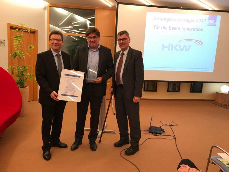 Jürgen Dawo, Martin Eibl, Reinhard Krebs | Bildquelle:  ©Werbeagentur Frank Bode GmbH