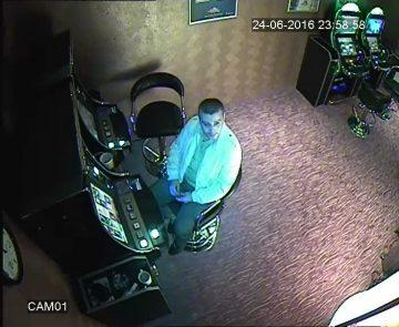 Mutmaßlicher Täter - Manipulation an Spielautomaten | Bildquelle: © Landespolizeiinspektion Gotha