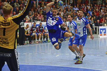 So haben die ThSV-Fans Nicolai Hansen in Erinnerung | Bildquelle: © Fotostudio Gräbedünkel / ThSV Eisenach
