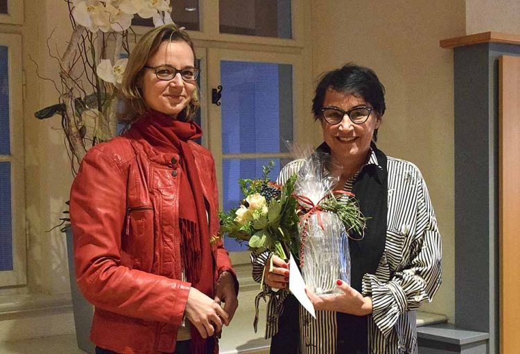 Verabschiedung Behindertenbeauftragte Petra Braun   Bildquelle: © Stadt Eisenach