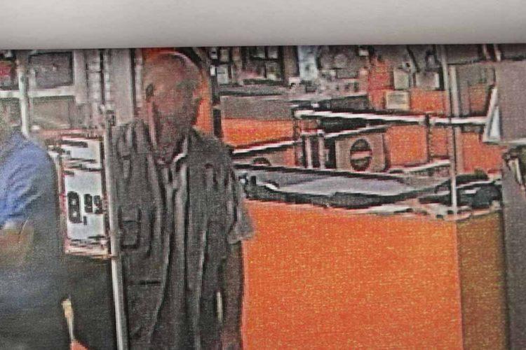 gesuchter Tatverdächtiger   Bildquelle: © Landespolizeiinspektion Gotha