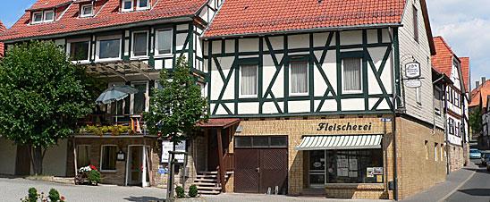 Hotel – Restaurant – Fleischerei Schneider