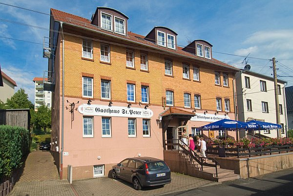 Hotel Pension & Gasthaus St.Peter
