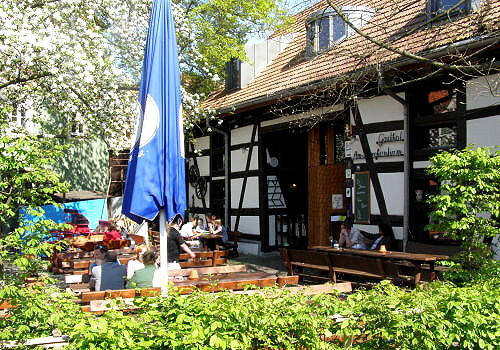 """Gaststätte & Wanderpension """"Am Storchenturm"""""""