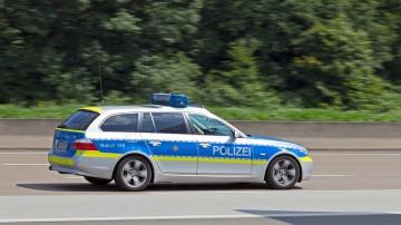 Auffahrunfall auf A 4 bei Waltershausen