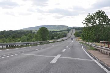 Bauarbeiten auf Stadtautobahn – Umleitung teilweise über Hötzelsroda