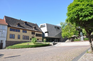 Eisenach feiert den 334. Geburtstag von Johann Sebastian Bach