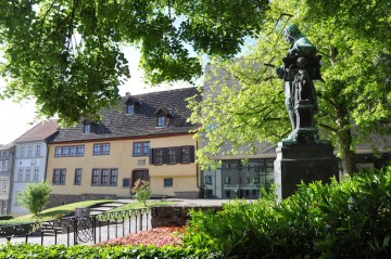 In Bachs Geburtsstadt wird am 21. März Bachs 334. Geburtstag begangen