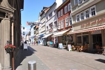 Modellstadt Eisenach: Erster Workshop zum Fußgängerverkehr