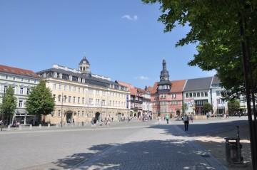 Gebietsreform: Eisenach muss Kreisstadt werden
