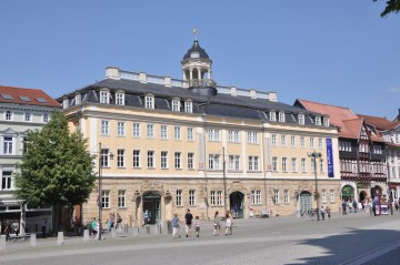 "Konzert ""Jazz trifft Rokoko"" im Eisenacher Stadtschloss"