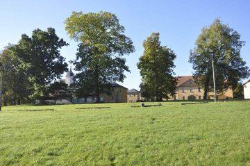 Öffentliche Führung durch Park und Schloss Wilhelmsthal