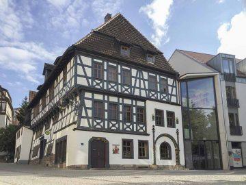 Verkürzte Öffnungszeiten im Lutherhaus Eisenach am 16. März 2019