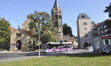 Fusion Stadt Eisenach und Wartburgkreis: ÖPNV-Stadtverkehr bleibt in Eisenacher Hand