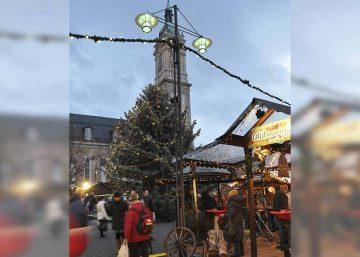 MDR JUMP Weihnachtsmarkt-Tour kommt wieder nach Eisenach
