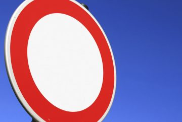 Barfüßerstraße wegen Reparaturarbeiten voll gesperrt