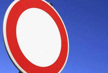 Verkehrseinschränkungen in der Eisenacher Innenstadt