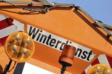 Winterdienst mit mehr Solesprüh-Fahrzeugen