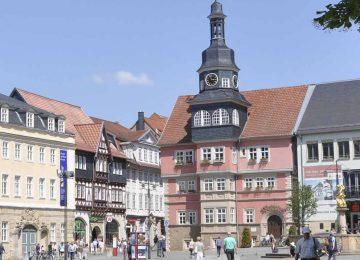 Kein Handschlag für NPD-Stadträte in Eisenach