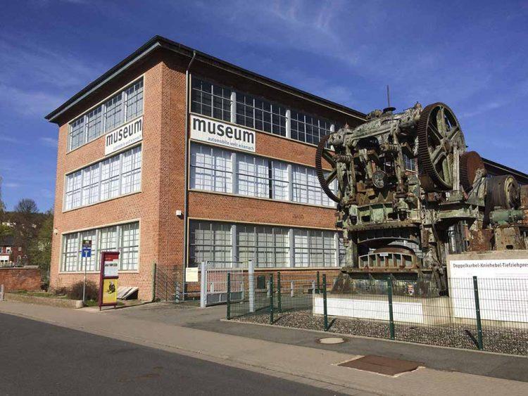 | Bildquelle: © AWE-Stiftung - Automobilmuseum Eisenach