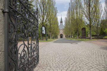 Friedhofsverwaltung am 31. Mai geschlossen