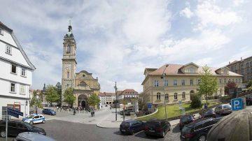 Eröffnung der 18. Eisenacher Telemann-Tage 2017