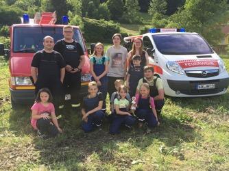   Bildquelle: © Marko Schall / Freiwillige Feuerwehr Hörselberg-Hainich