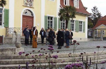 Mitglieder des Verein Städtetourismus in Thüringen beim besichtigen der Stadt Bad Langensalza   Bildquelle: © Verein Städtetourismus in Thüringen e.V.