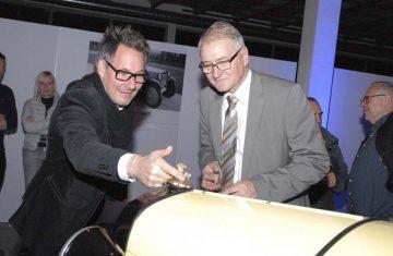 Manfred Grunert - BMW Classic Archiv München und Matthias Doht | Bildquelle: © AWE-Stiftung