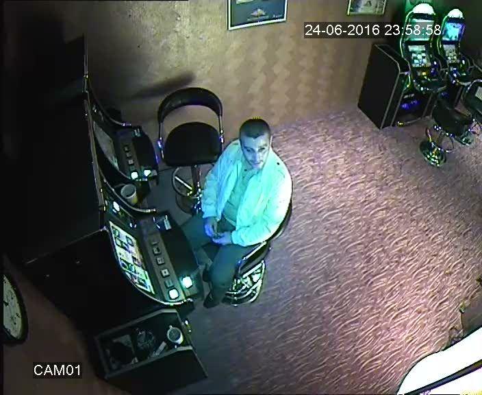 Mutmaßlicher Täter - Manipulation an Spielautomaten   Bildquelle: © Landespolizeiinspektion Gotha