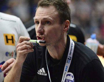 Arne Kühr, Coach des ThSV Eisenach | Bildquelle: © Frank Arnold • sportfotoseisenach / ThSV Eisenach